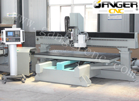 Latest development of CNC Router !!! 3d sign making machine SH-1325ATC disc style with Table-moving