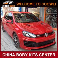 Golf 6 Revozport style Fiberglass car bumper Body Kit For Golf 6/R20/GTI
