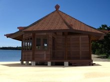 R-Octagon 50 Wooden House
