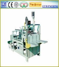 paper box folding and gluing machine/semi-auto gluer machine