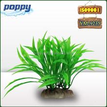 POPPY YM-9235 Artificial Fake Water Plants for Fish Tank Aquarium Decoration Ornament