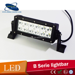 "Lowest price 7.5"" 12v 36w Epsitar led light bars off road lights"