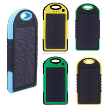 Original mobile phone accessories power bank solar charger battery for samsung galaxy s5