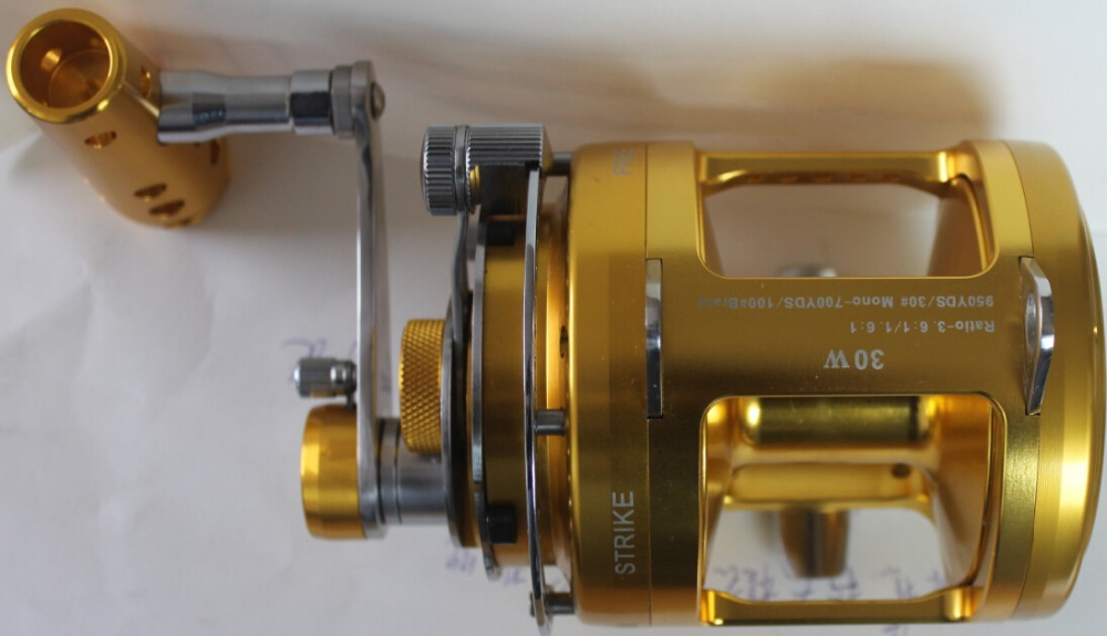 Big game fishing reels for Deep sea fishing rods and reels for sale