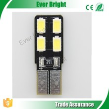 2W T10 5730 4SMD Can-bus Error Free Led Door Lamp number plate lights led canbus led t10 bulbs