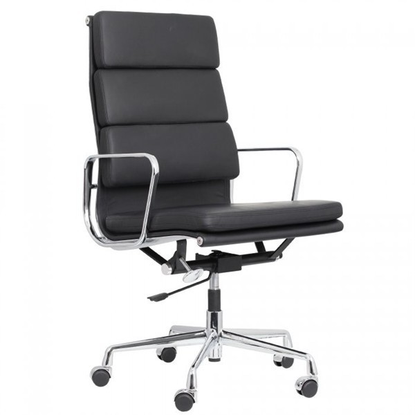 high back leather office chair buy genuine leather office chair high