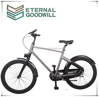 High configuration fashion bisiklet aluminum rollar brake women/men road bike / city bicycle / the bikes EB5012B