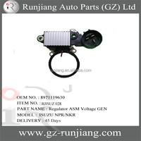 Regulator ASM Voltage GEN 12V 24V for isuzu NPR TRUCKS PARTS OEM:8971119630 /8971112640