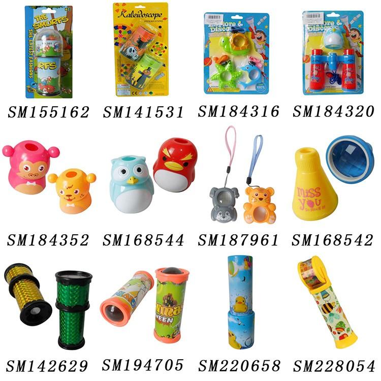 Halloween paper educational kaleidoscope toys