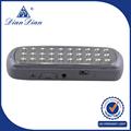 2015 ventas calientes del alto brillo manual de luz de emergencia linternas