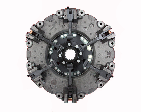 Tractor Clutch Assembly : Inch wheeled tractor clutch assembly chinese