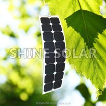 flexible solar panel 12v 50w 300w panle solar hot-selling sunpower solar module
