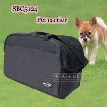 Luxury Quilting oxford fabric pet carrier