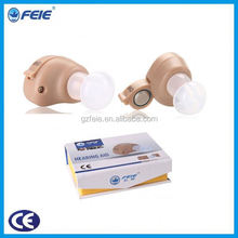 we looking for distributors Products For Deaf Small mini ITE Hearing Aids S-212 In The Ear Hearing Aids devices