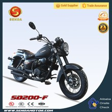Wholesale Cheap Hot Selling Chopper Racing Bike From China SD200-F