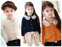 Latest Abaya Designs 2015 Girls Knitted Cardigan For Child Clothes
