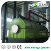 micro negative pressure waste tyre pyrolysis machine for sale