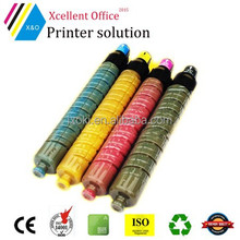 premium toner cartridge for ricoh mp c3001 copier ,ricoh mpc3001 toner kit Cyan magenta yellow Black