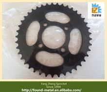 Motorcycle Parts CD70 Chain & Sprocket Kit