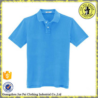 custom made embroidered logo high quality polo shirt