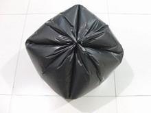 black HDPE plastic garbage bag on roll manufacturer plastic trash bag ldpe garbage bags