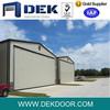 High Safe Steel Stucture Hydraulic Vertical Bi-Folding Door