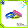 wholesale Newest Silicone Loom Band/DIY kids braided rubber bracelet