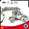 metal keyring bicycle keychain