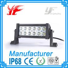 best price YuFeng factory Epistar cheap led light bars for car