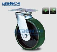 pu ruedas industriales