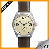 Alibaba China watch supplier new trend customized design mens branded second hand watches