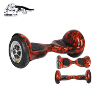10 inch high power self balancing scooter with samsung buttery