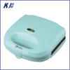 Colorful kitchen appliance commercial grill sandwich maker with power sandwich maker
