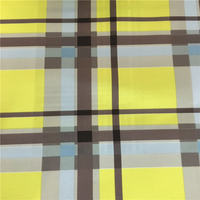 China new design popular african curtain fabric/hotel blackout curtain fabric/man-made silk fabric for door curtain & sofa