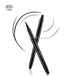 black / brown color Waterproof long lasting liquid eyeliner gel eyeliner pencil