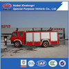 6000l dongfeng water foam fire truck, fire engines for sale