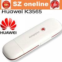 100% unlock,3g usb modem,3g wireless modem vodafone/huawei K3565