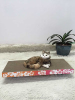 DS07 simple Cat Scratcher Cardboard Cat Scratching pet products Toy