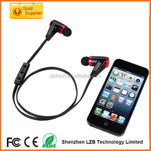 hot selling wireless Smallest bluetooth earphone, Noise Cancellation In Ear Earbuds perfect for sport