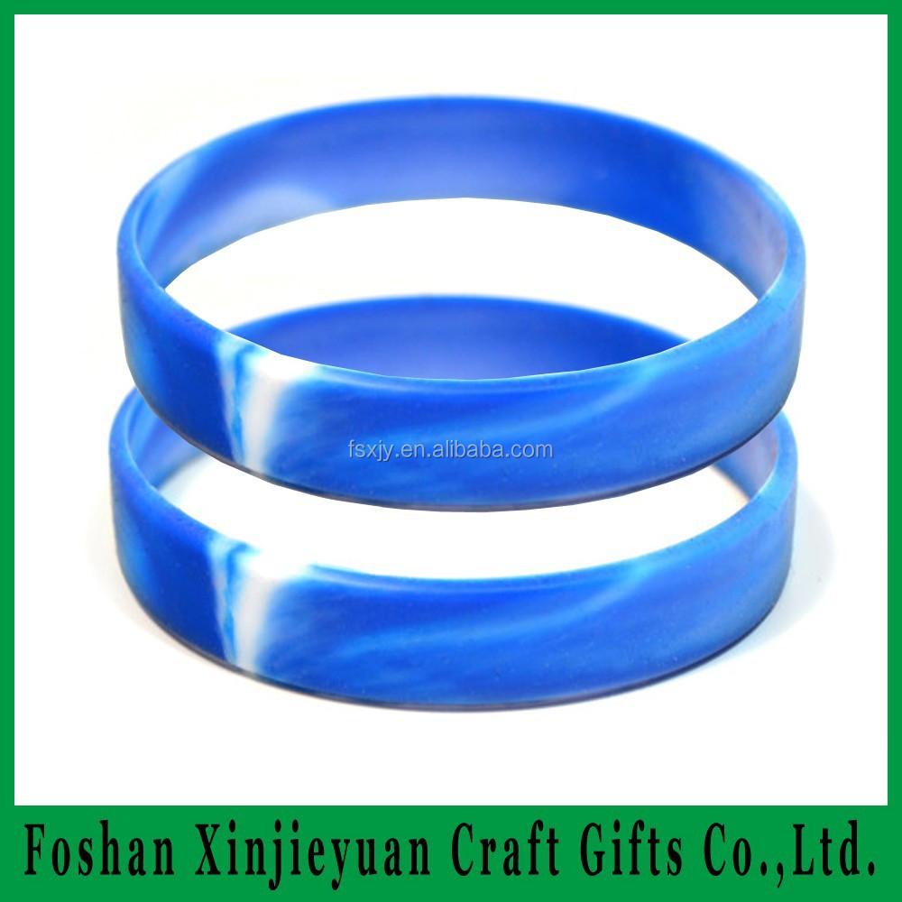 Custom Silicone Wristbands No Minimum 15