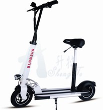 350w 36v 18ah shengte electric foldable scooter