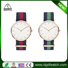 Vogue brand DW watch wholesale ,Monthly Average yield 200,000 pcs ,welcome ODM/OEM