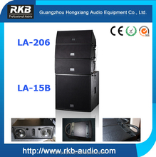"Single 15"" subwoofer/Line array subwoofer/Flying subwoofer"