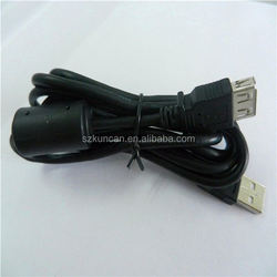 USB 2.0 car audio aux 3.5mm USB cable alibaba stock price from china