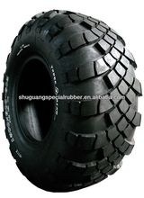 1500x600-635 14PR special ground vehicle tire / military off-the-road tire