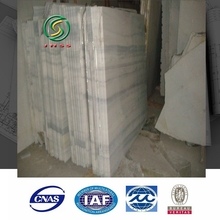 white and black grain marble tile price