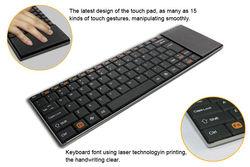 2.4G Rii Mini i8 Wireless Keyboard Touchpad for Tablet PC iPad Mini Google Andriod Smart TV Box Xbox360 PS3 HTPC/IPTV