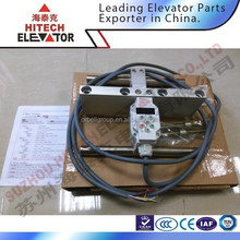 Elevator load sensor and controller/integrated model one for all