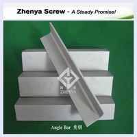 stainless steel carbon steel with zinc plate mild steel angle bar