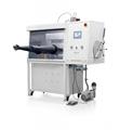 Einzigen Arbeitsposition handschuhfach mit gasreinigung und digitale steuerung für h2o& o2< 1 ppm